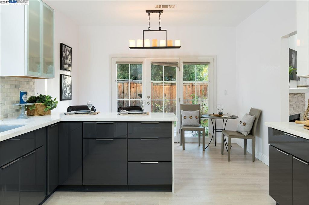 Milano Grey Kitchen 2