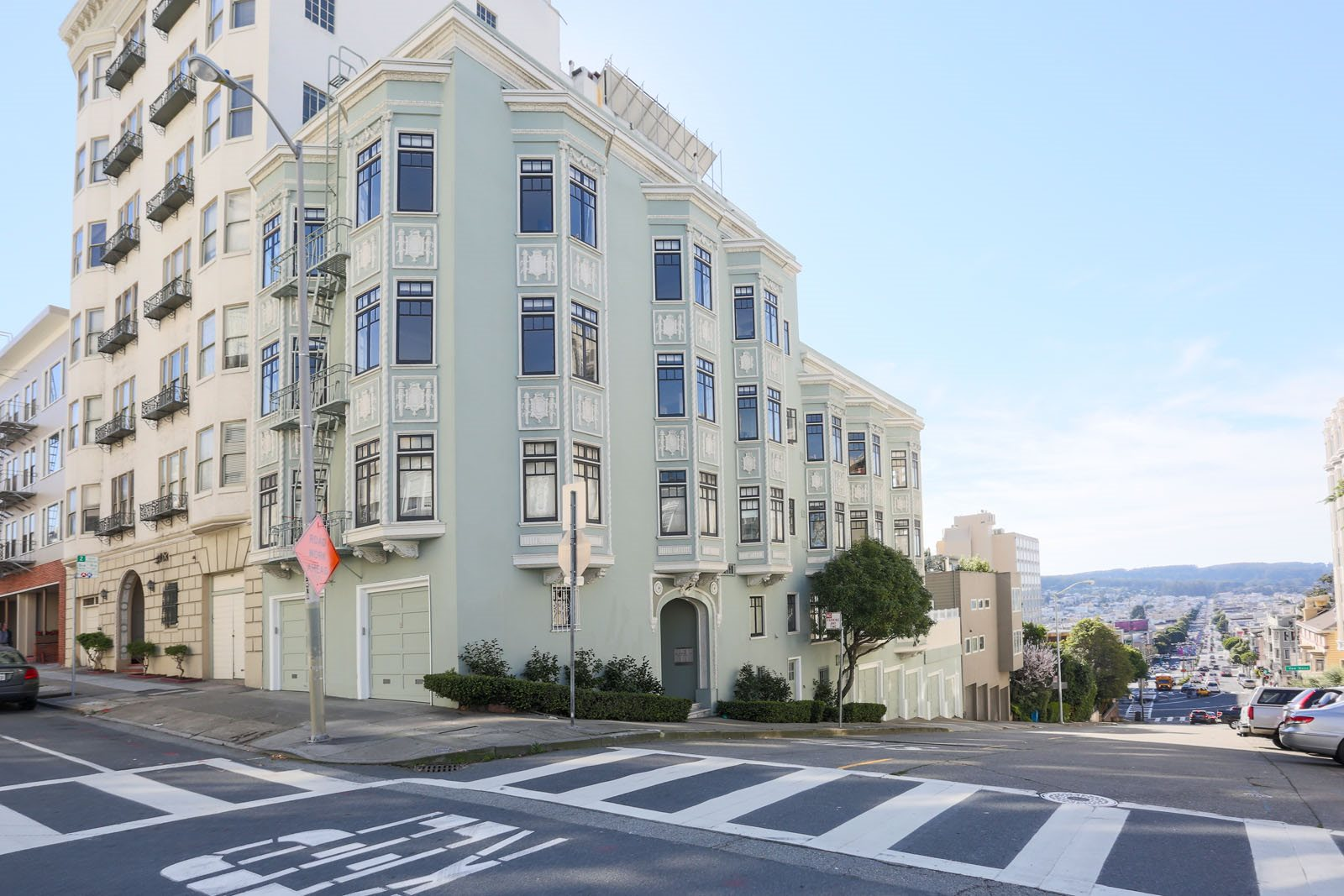 Lombard Apartments, San Francisco