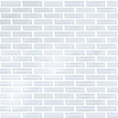Vetro Snow White Staggered Brick