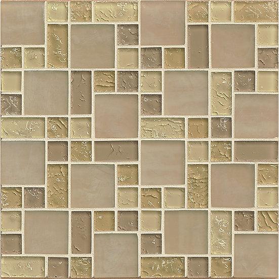 Crackle Mosaic Cream
