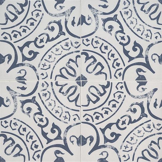 Porcelain Tile Kenzzi Indigo