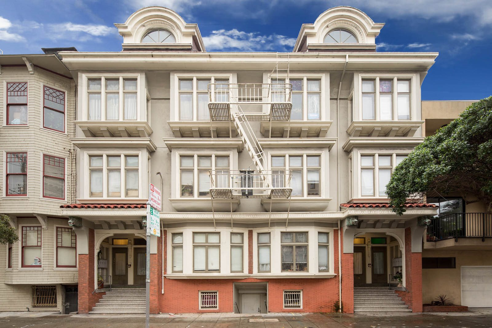 Baker Apartments, San Francisco