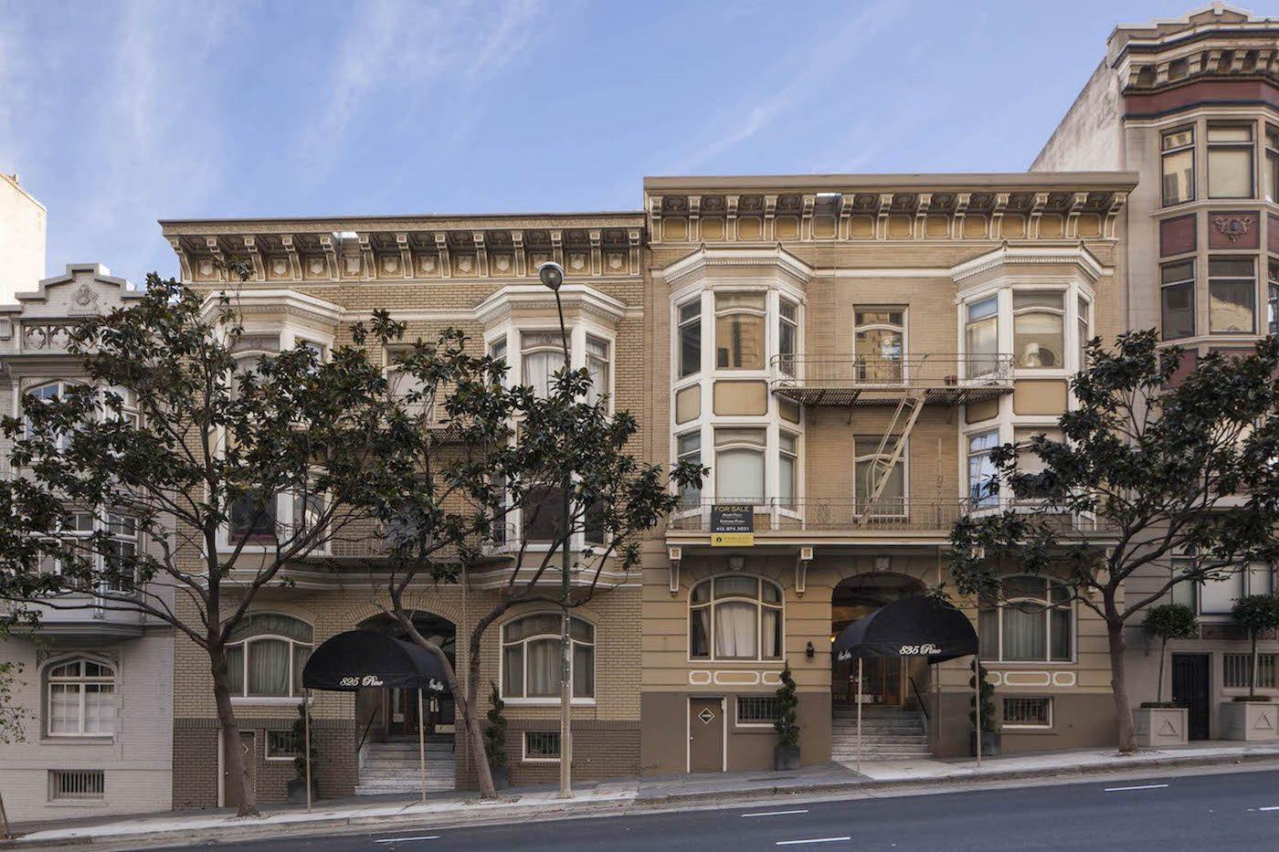 Pine Apartments, San Francisco
