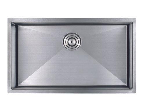 AS333 31.25″ x 18″ x 9″  18G  Single Bowl Undermount Kitchen Sink