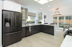 Milano Grey Kitchen 3