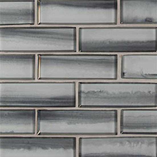 Specialty Shapes Wall Tile Ombre Grigia
