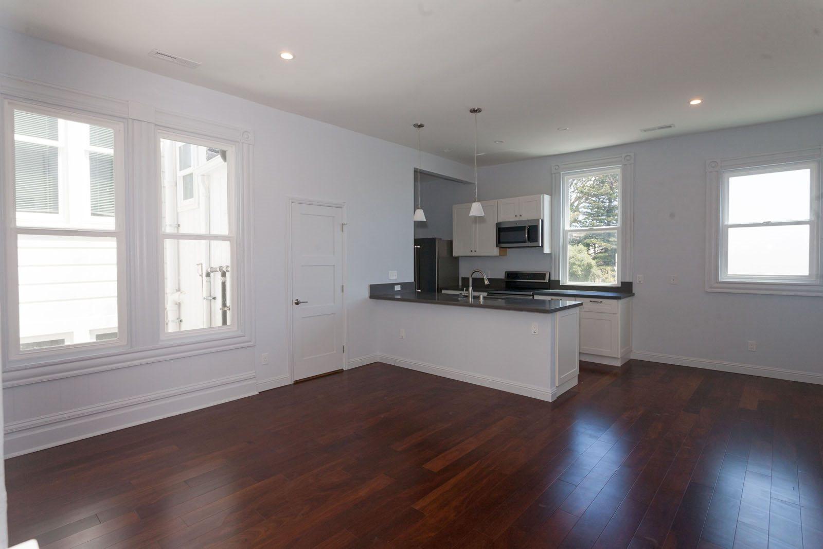 Lyon Apartments, San Francisco