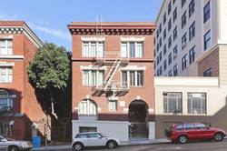 Bush St, San Francisco