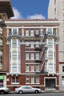 Geary Apartments, San Francisco