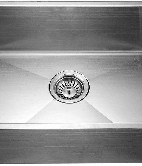 Dawn XSR201609 Undermount Extra Small Corner Radius Single Bowls
