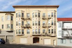 Duboce Apartments, San Francisco