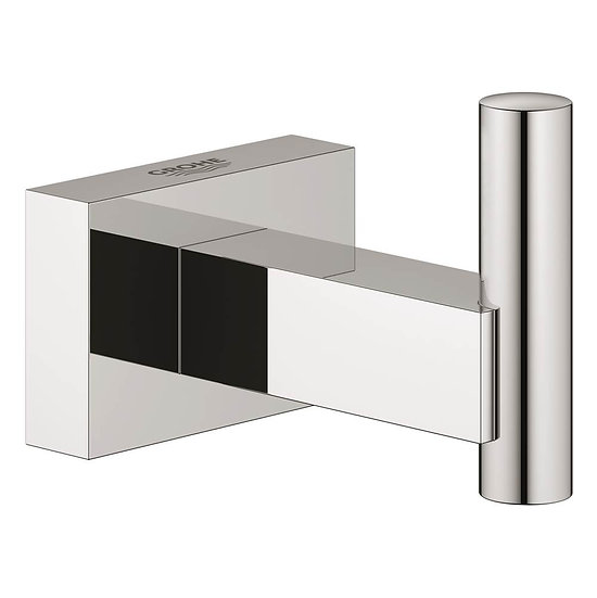 Grohe - 40511001 - Essentials Cube Robe Hook