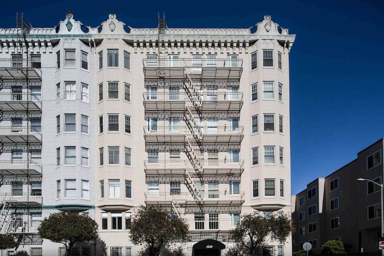 Gough Apartments, San Francisco