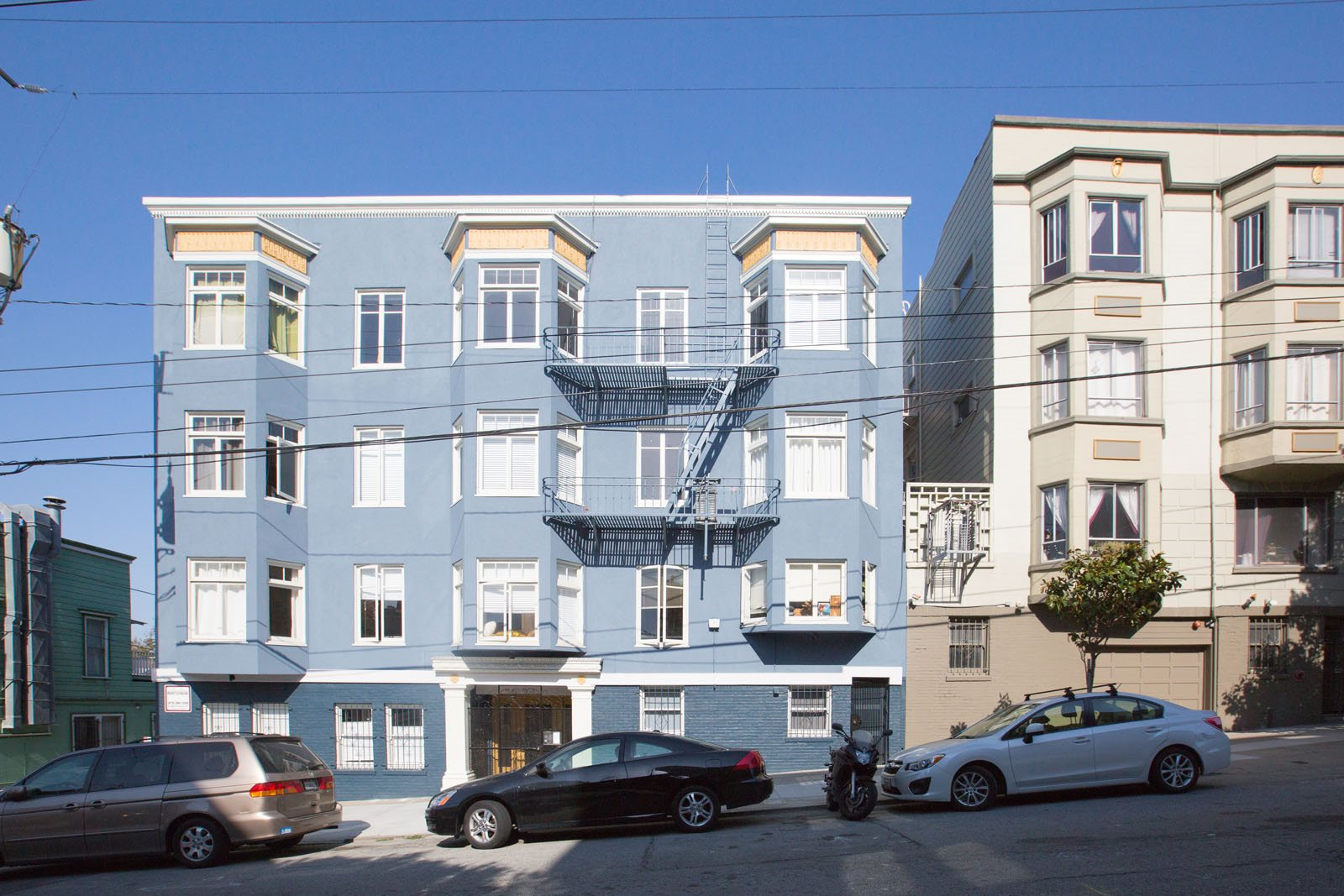 Bunchanan Apt, San Francisco