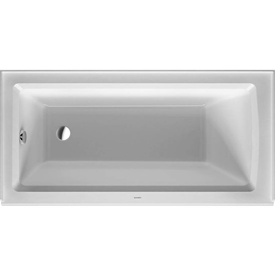 Duravit - 700356000000090 - Duravit Architec 60'' x 30'' Bathtub