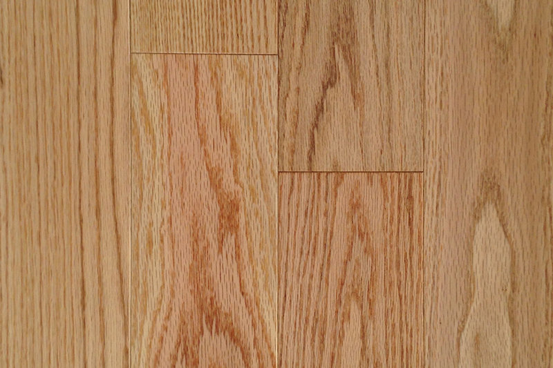 Red Oak Natural Smooth