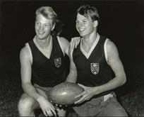 1992 Ricci Miller & Aaron Hammill All Australian