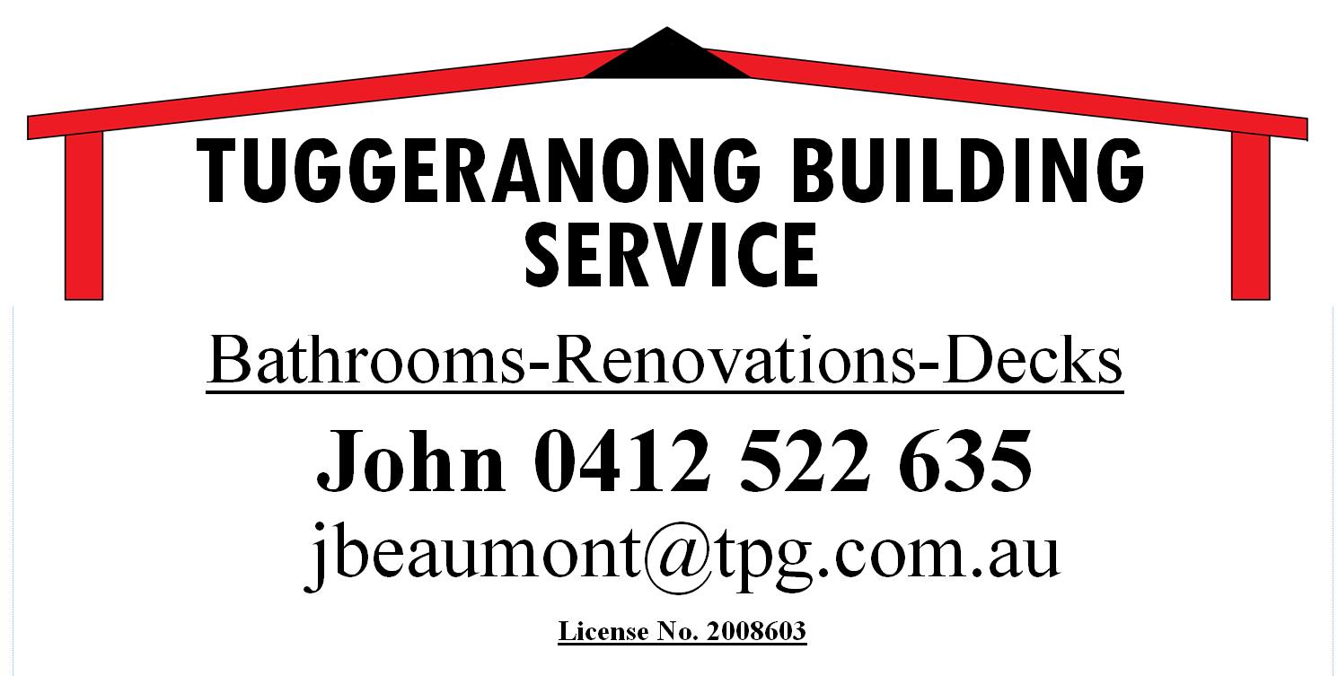 Tuggeranong Building Services
