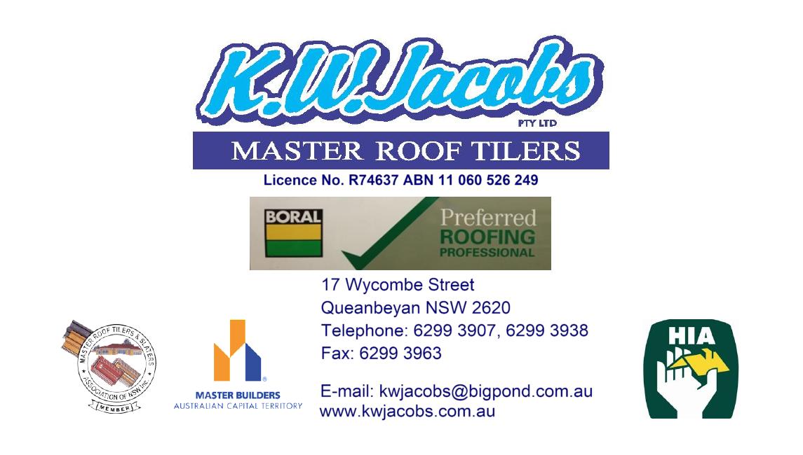 KW Jacobs Business Card - Boral v1