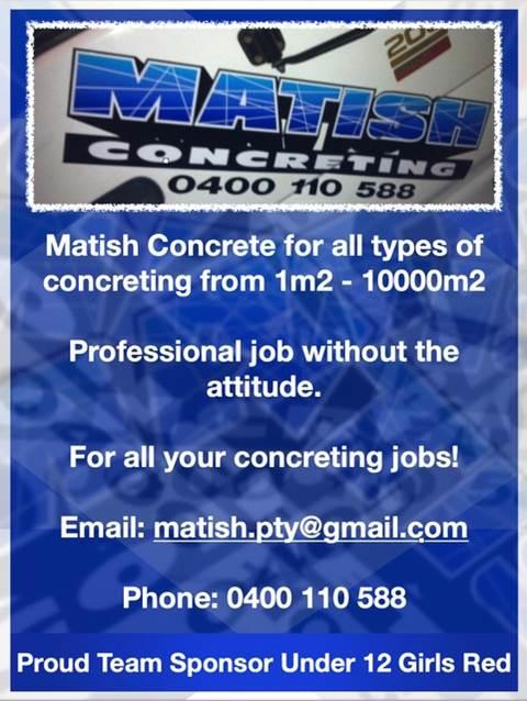 Matish Concreting