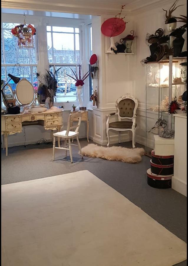 Amy Money Milliery, Design Showroom