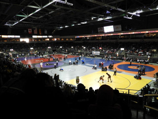 2019 AIA STATE      WRESTLING TOURNAMENT