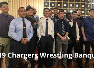 Chargers Wrestling Banquet