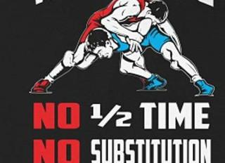 Wrestling, the toughest sport!