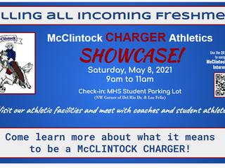 Freshman Athletic Showcase!