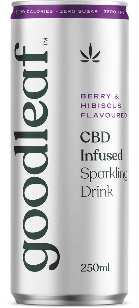 GOODLEAF_CBD SPARKLING_CAN_BERRY & HIBIS