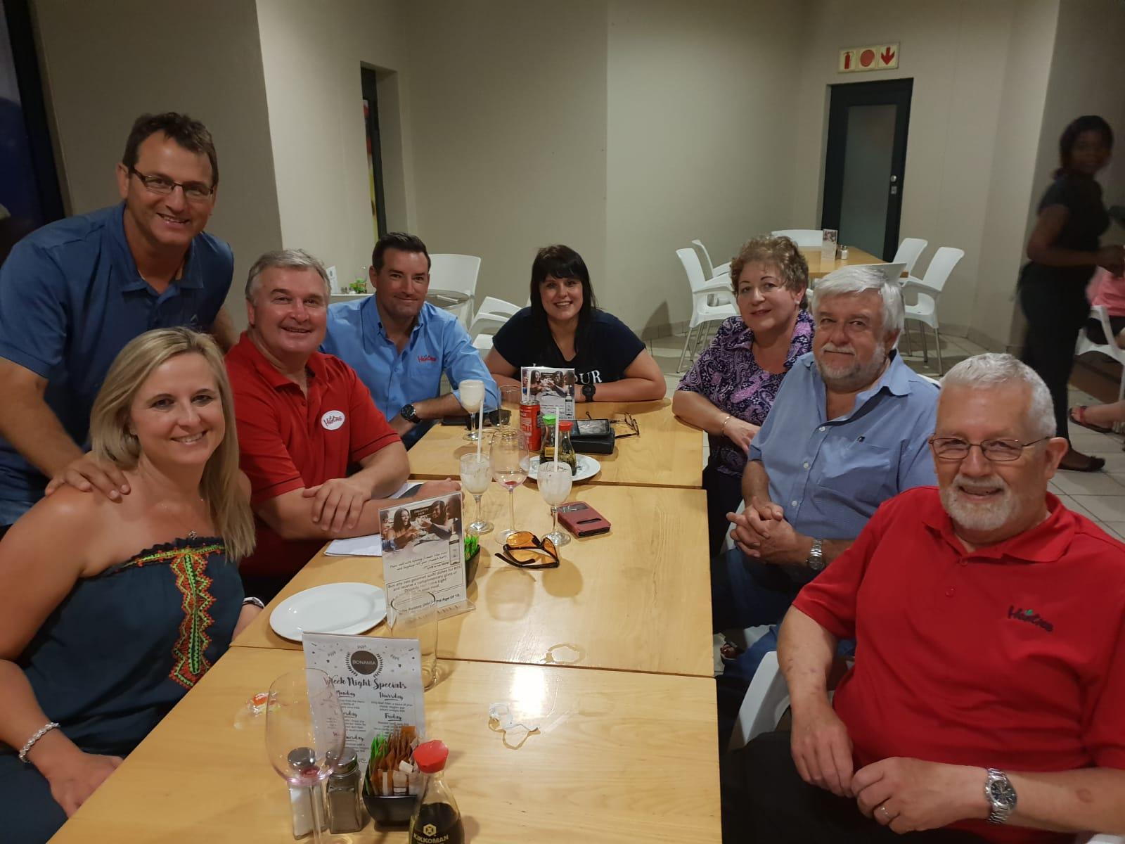 Port Elizabeth Management Team