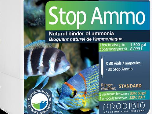 Stop Ammo - 30 vials