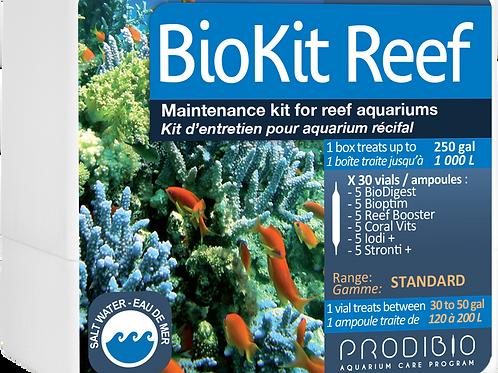 BioKit Reef - 30 vials - Marine