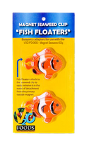 Magnet fish floaters