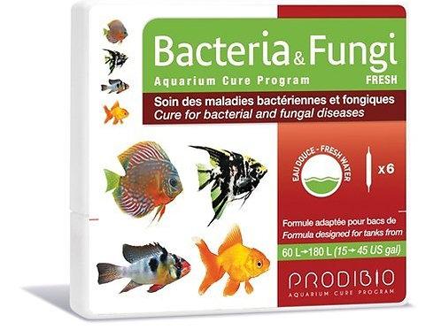 Bacteria & Fungi Freshwater 6 vials
