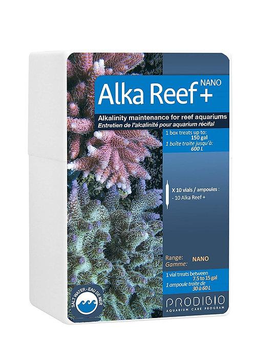WS Alka Reef + nano Marine 10 vials