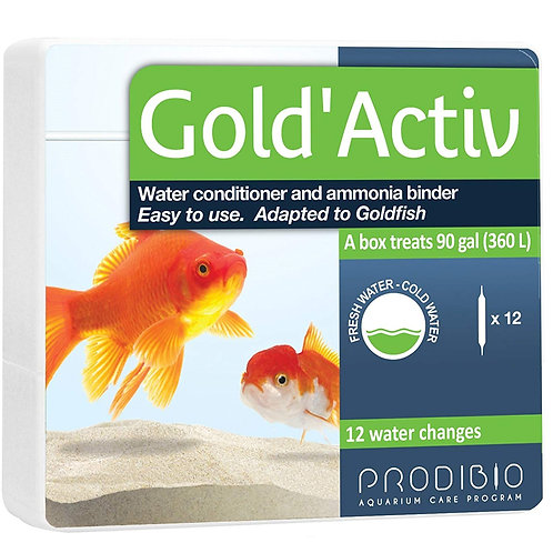 WS Gold'Activ 12 vials