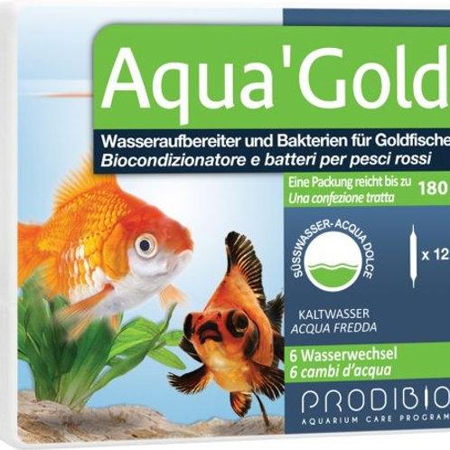 Aqua'Gold 12 vials