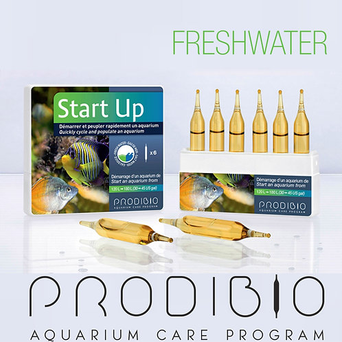 WS PRODIBIO Freshwater Start Up