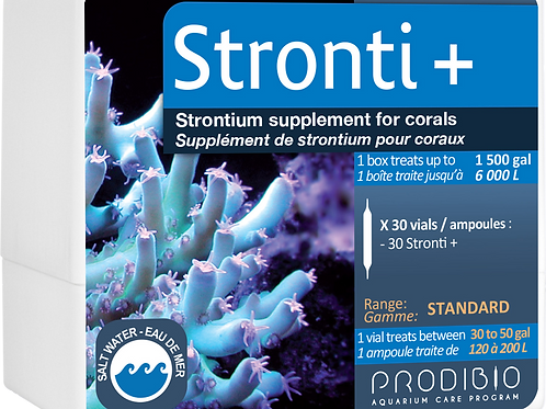 Stronti+ - x30 - Marine