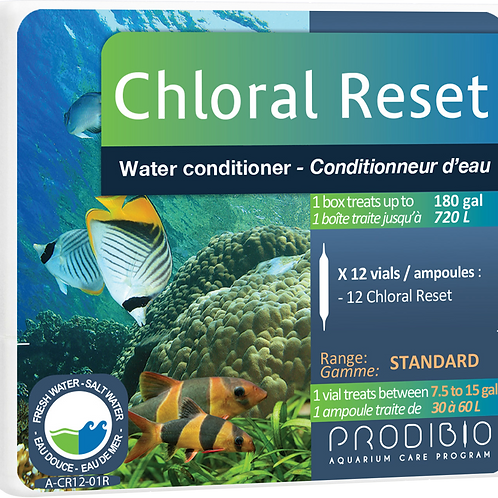 Chloral Reset - 12 vials
