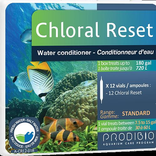 WS Chloral Reset - 12 vials