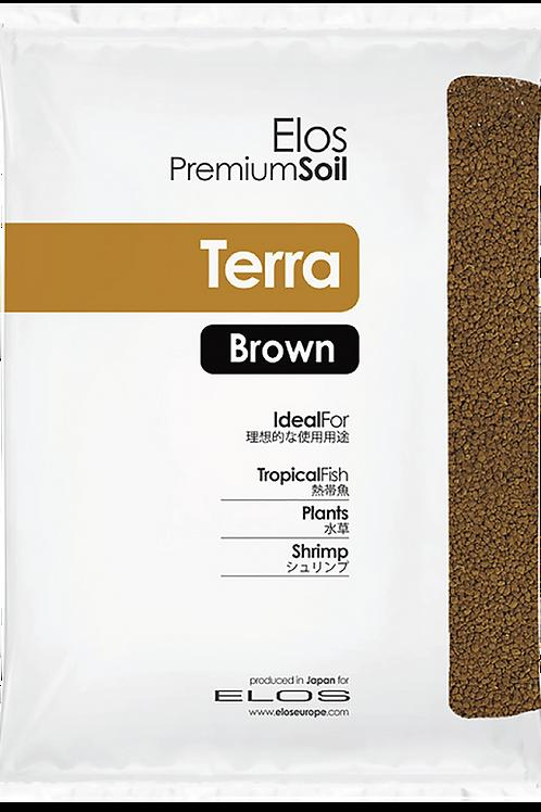 ELOS Premium Soil Terra Brown