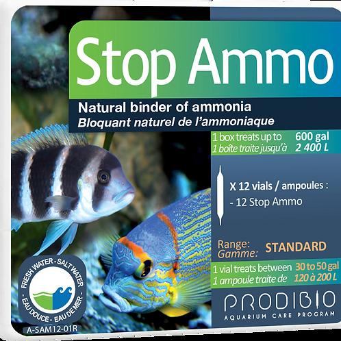 WS Stop Ammo - 12 vials