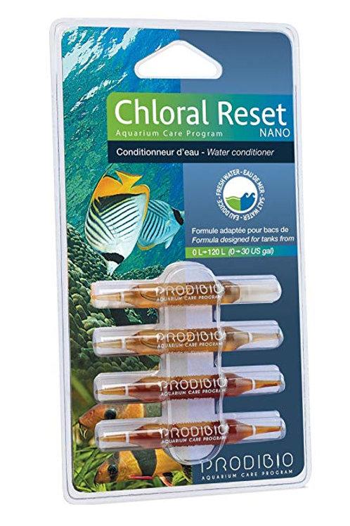 WS Chloral Reset Nano 4 vials