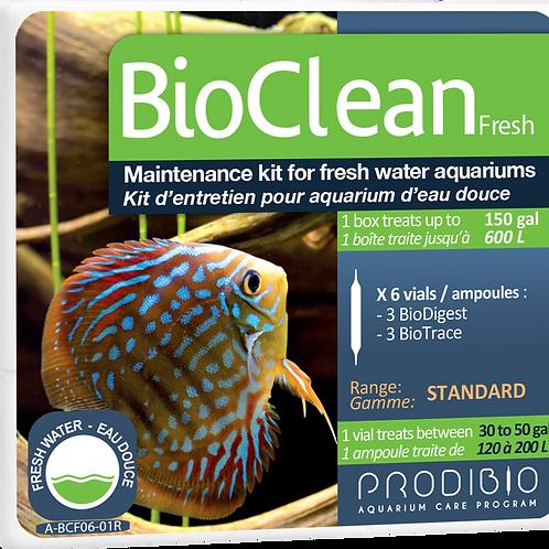 BioClean - x6 - Freshwater