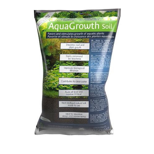 WS AquaGrowth Soil 9 lt +Bacterkit  soils Free