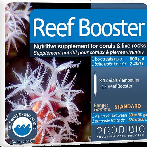 Reef Booster - 12 vials - Marine