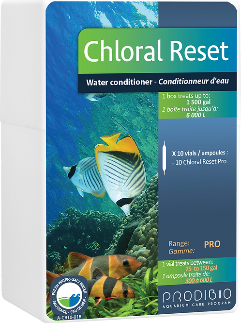 WS Chloral Reset PRO - x10