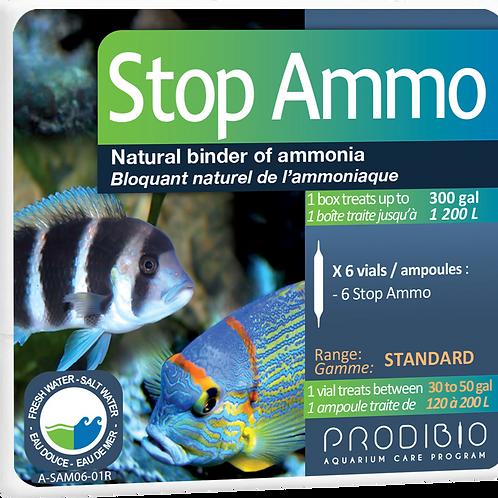 Stop Ammo - 6 vials